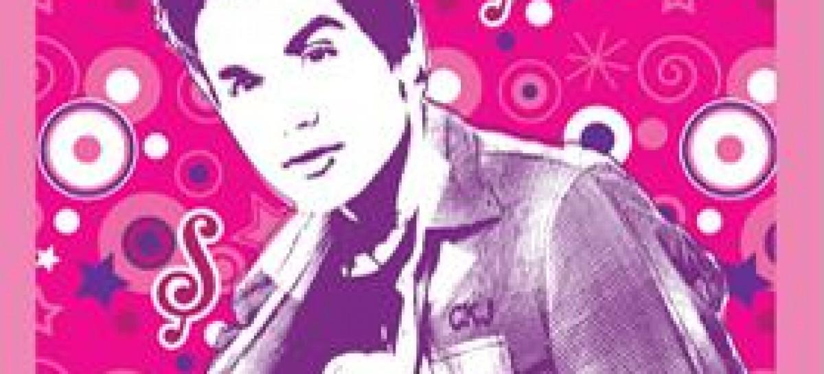 Luan Santana é tema de coleção