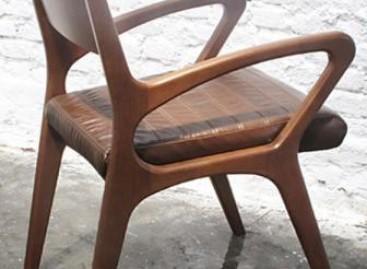 Cadeira retrô