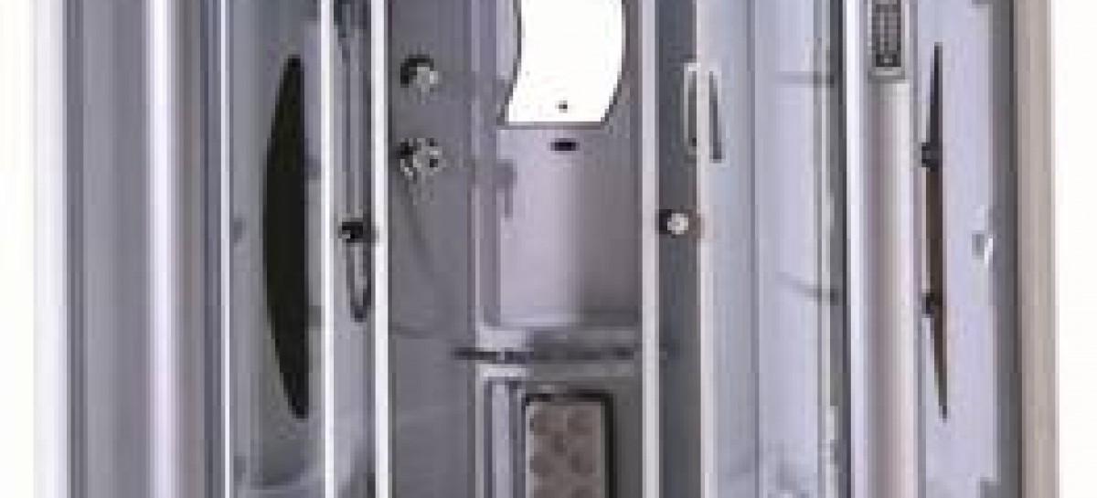 Spa com cabine dupla
