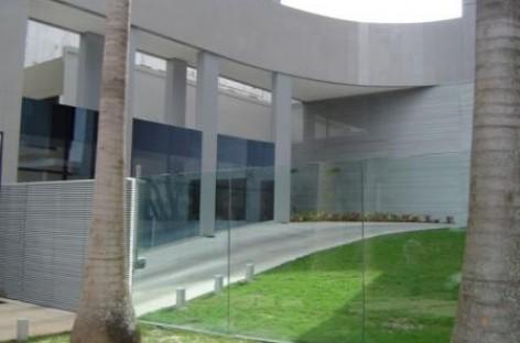 Muro de vidro?