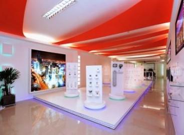 Centro de capacitação para iluminação