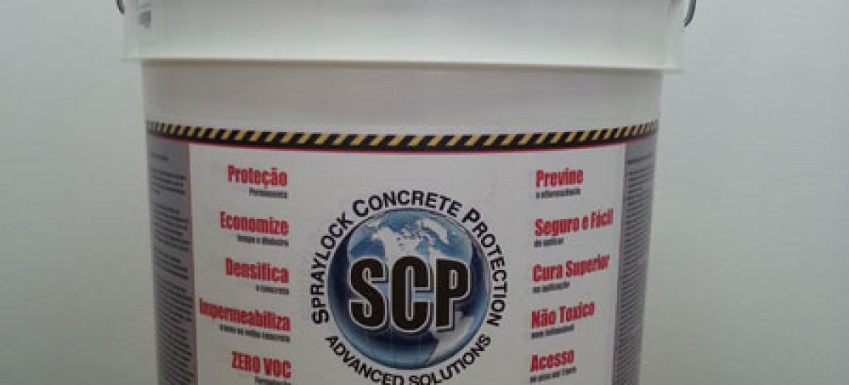 Impermeabilização de concreto: produto garante proteção durante toda sua vida útil