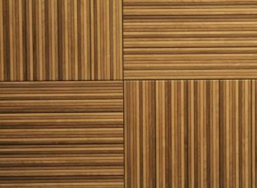 Revestimentos que imitam madeira são ótimas opções para seu projeto
