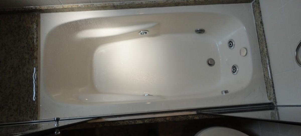 Banheiras em fibra