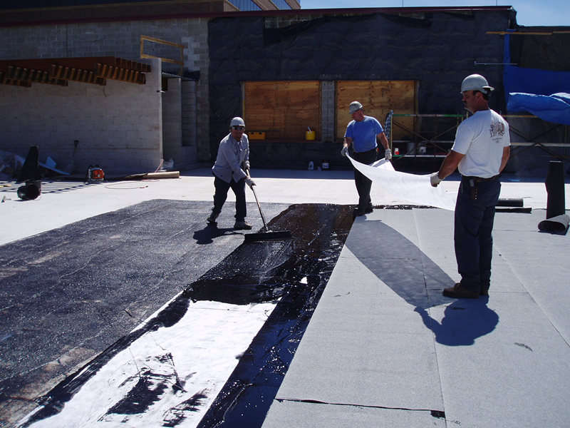 A impermeabilização é um dos procedimentos mais importantes no que se refere ao acabamento da edificação (Foto: Divulgação)