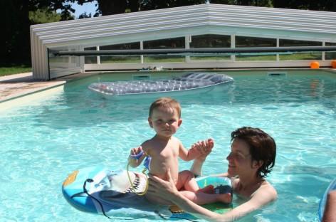 Cobertura para piscinas, tipos e vantagens