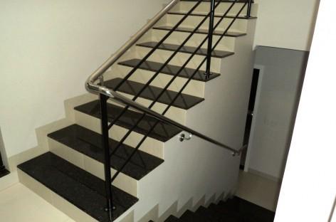 Escada de cerâmica