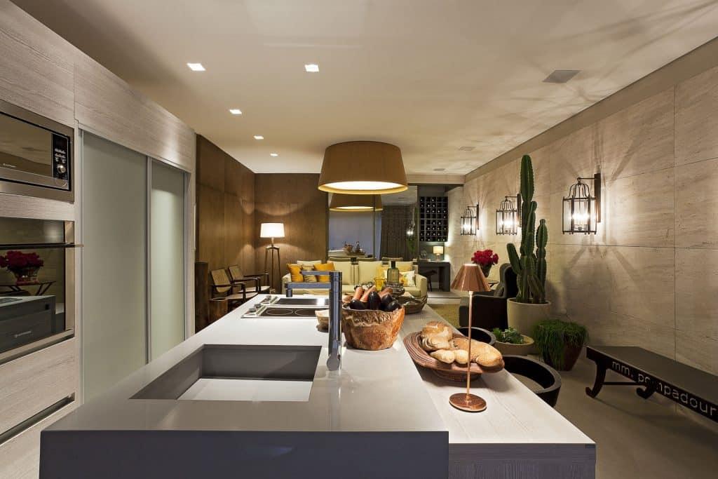 Iluminação, crie belo ambiente somando diferentes estilos.