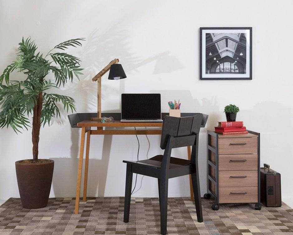 Como decorar o home office gastando pouco