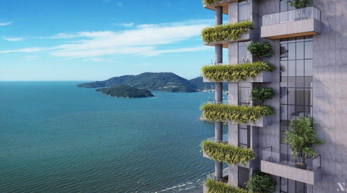 Phacz empreendimento residencial com certificação LEED
