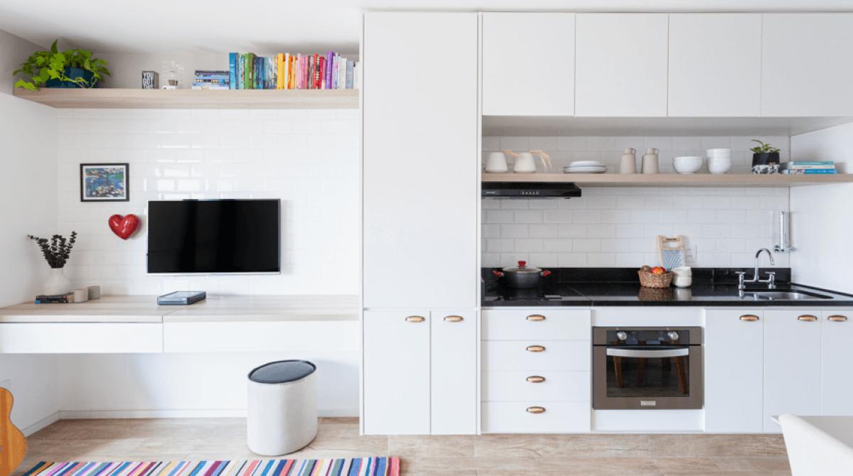 Decoração de apartamento alugado: dicas de como montar um espaço com soluções simples